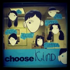 Wonder by R.J. Palacio - my new favorite read aloud book. It is life changing!