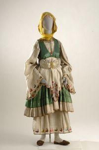 oldstitches: Νυφικά του 19ου - 20ού αιώνα.