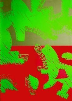 Carla ACCARDI  Rosso, 2000 Tecnica: Litografia originale a colori Formato: cm 70x50 Note: Firma a matita. Timbro a secco dello stampatore Giorgio Upiglio. Stampato su carta Graphia. Esemplare p.d.a. Tiratura: Tiratura 60 + XV Editore/Stampatore: Tema celeste edizioni