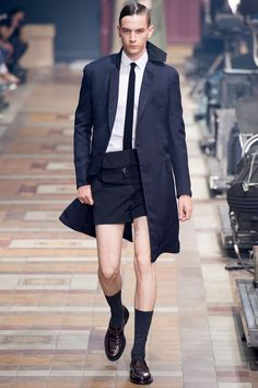 Lanvin Spring 2014 Men's Collection