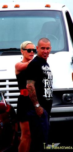 PINK and Carey in Canada