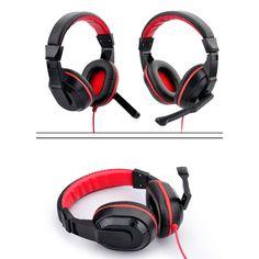 $5.45 (Buy here: https://alitems.com/g/1e8d114494ebda23ff8b16525dc3e8/?i=5&ulp=https%3A%2F%2Fwww.aliexpress.com%2Fitem%2FSkype-Gaming-Game-Stereo-Headphones-Headset-Earphone-PC-Computer-Laptop-770-Black-RED-Gaming-Headphones%2F32607610079.html ) Skype wire Gaming Game Stereo bass Headphones casque Headset Earphone for PC Computer Laptop 770 Black&RED Gamer chat for just $5.45