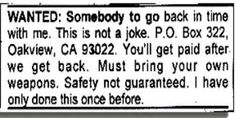 Safety Not Guaranteed. 2012.