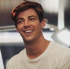 "Grant Gustin // Barry Allen - The Flash Season 4 ""Reborn"""