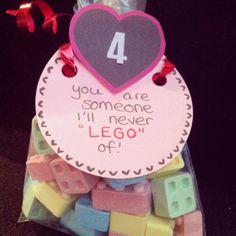 Valentines ideas #lego