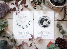 Moon Phase Calendar 2018  Lunar Calendar  Moon Calendar