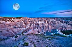 Parque Nacional das Badlands, Dakota do Sul | national parks you really should take your kids to | GrindTV.com