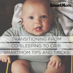 Transitioning from Co-Sleeping to Crib - SmartMom Tips & Tricks