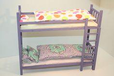 barbie emeletes ágy./ Barbie bunkbed