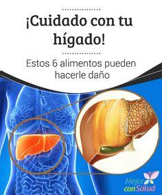 ¡Cuidado con tu hígado! Estos 6 alimentos pueden hacerle daño El hígado es un órgano muy importante para la vida y la salud. Desempeña funciones como filtrar las toxinas de la sangre, sintetizar proteínas y almacenar muchos de los nutrientes que el cuerpo necesita.