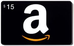 Amazon.com Gift Card with Greeting Card - $15 (Winter)