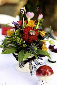 24 Completely Bewitching Tim Burton Inspired Wedding Ideas