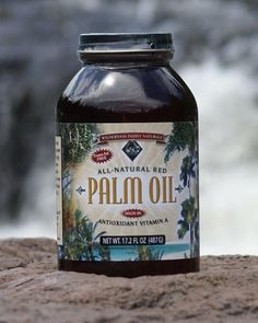 Wilderness Family Naturals' Virgin Red Palm Oil is the type of Virgin Organic Red Palm Oil that Dr. Oz promoted on his show for his first miracle solution of 2013.