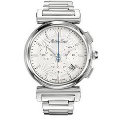 Montre MATHEY TISSOT Acier Bracelets, Watches, Accessories, Gray, Steel, Shoe, Jewerly, Wristwatches, Clocks