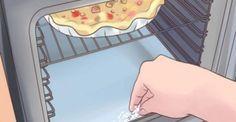 Κάντε το φούρνο σας να λάμψει, Χωρίς τρίψιμο, με 3 Υλικά που έχετε στο ντουλάπι σας!