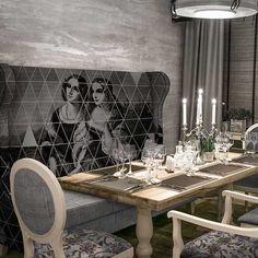 I401 Upholstery FabricsRestaurantsDining Room