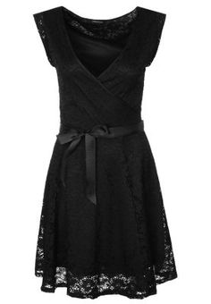 Morgan RORETE - Robe de soirée - noir - ZALANDO.FR