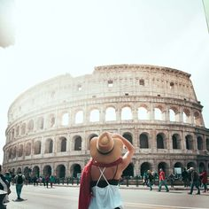 What a great travel photo! Rome has got to be on everybody's travel wish list.   Lessons From A Passport                                                                                                                                                                                 More