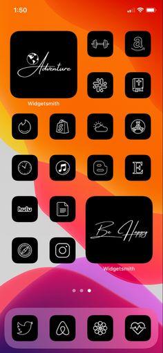 App Icon Customize, Frank Sinatra Art, Iphone Ca, Black App, New Ios, Custom Icons, App Covers, Ios Icon, Icon Pack