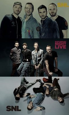 Coldplay SNL