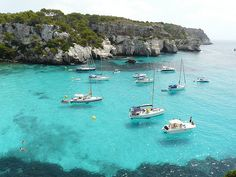 Where to go on holiday in September - Balearic Islands