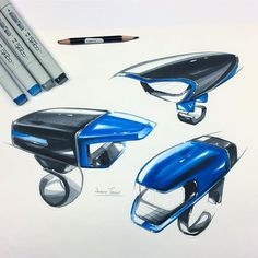 ... Sketch Markers, Copic Markers, Copics, Prismacolor, Sketch Painting, Drawing Sketches, Sketch Inspiration, Design Inspiration, Designs To Draw