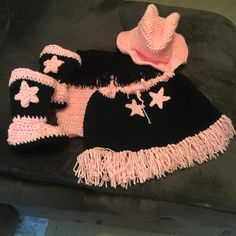 Ravelry: Boot Scoot'n Cowboy Hat by Elizabeth Alan
