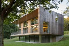Red Bridge House di Smerin Architects nell'East Sussex (UK)