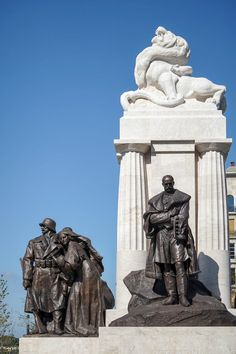 Istvan Tisza Monument, Budapest