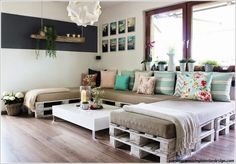 diy ruang tamu rumah minimalis sederhana
