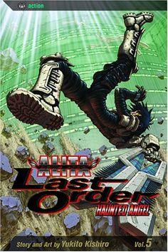Battle Angel Alita: Last Order, Vol. 5 - Haunted Angel by Yukito Kishiro,http://www.amazon.com/dp/1591162823/ref=cm_sw_r_pi_dp_LwdMsb0N7NW0EX5D