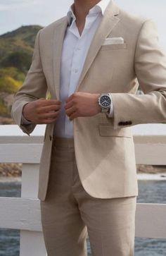Wedding Men, Wedding Suits, Terno Slim Fit, Suit Fashion, Mens Fashion, Business Casual Jeans, Summer Wedding Outfits, Casual Outfits, Men Casual