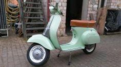 Vespa 50 N spezial, komplett neu restauriert in Bayern - Vorra | Gebrauchte Motorroller und Rollerteile | eBay Kleinanzeigen