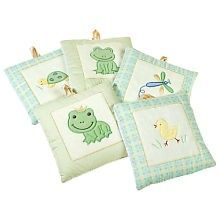 Lambs & Ivy Froggy Tales Wall Hanging review | buy, shop with friends, sale | Kaboodle