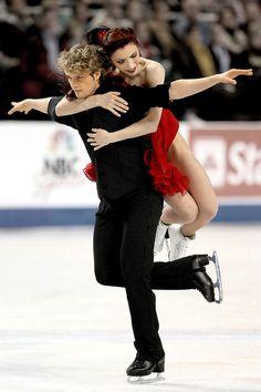 Tango 2010-2011-Meryl Davis and Charlie White