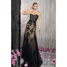 Alyce Paris Black Label Style #5609 now in stock at Bri'Zan Couture, www.brizancouture.com