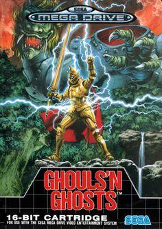 Ghouls'n Ghosts - Megadrive - Acheter vendre sur Référence Gaming