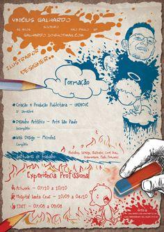 CV - professional by Galhardo.deviantart.com on @deviantART