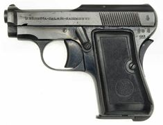 Beretta Model 418 .25 ACP made in 1953