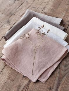 Linen has some strong attributes that place it high on the list of eco-friendly fabrics. With this as our starting point, we have formulated a simple approach to sustainability.