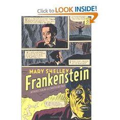 Frankenstein: (Penguin Classics Deluxe Edition)   Mary Shelley (Author), Maurice Hindle (Editor), Daniel Clowes (Illustrator), Elizabeth Kostova (Introduction)