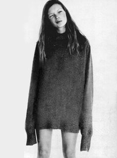 KM by Corinne Day for i-D Magazine 1993
