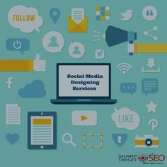 Hire a Social Media Designing Services expert & get your social media design elements. Our social media designing services include Facebook, Twitter, and more at Sharp Target SEO. https://bit.ly/2Hc761Y