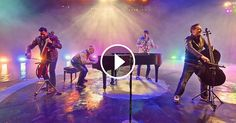 The Piano Guys are known for creating some pretty fantastic music! Don't miss this one...
