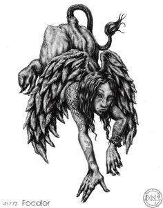 72 demons evoked by king solomon part ii05 photo