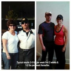 Day 2: Meet Dean and Heather! They have lost over 85 lbs together! Working on health together has so many rewards...do you and your spouse/significant other need a transformation like this...what's stopping you? Doing this with the support of my hubby was what made all the difference for me - so much easier when you do it together!!    If you are ready to get started...message us for details/info!!! #Dietpills-dotheywork?