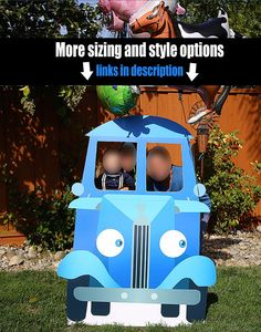 1x1 Trans Throw A Little Blue Truck The Book Party Farm Animal