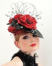 DeDe Valentine Couture Milliner from DeDe Valentine Bespoke Hats
