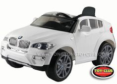 BMW X6 with doors that can be opened!