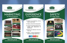 Personalized Doormats Company banner contest by inventivao